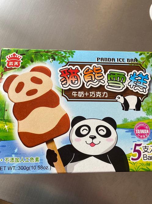 IM Chocolate +Milk Panda Ice Bar