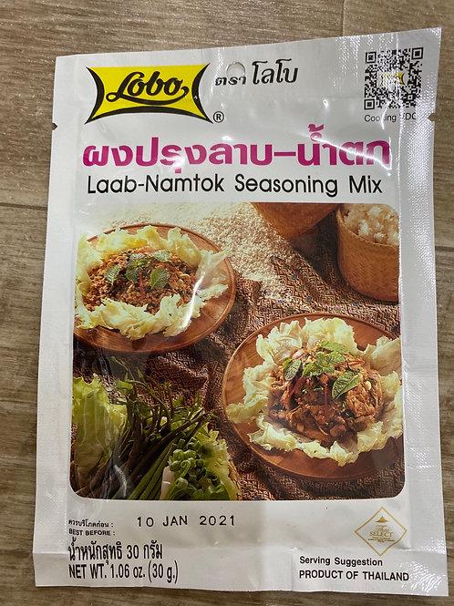 Lobab Namtok Seasoning Mix