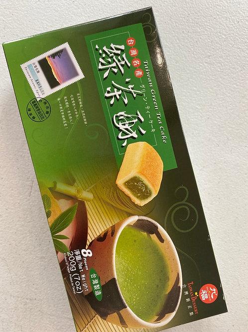 NF Green Cake 九福绿茶酥