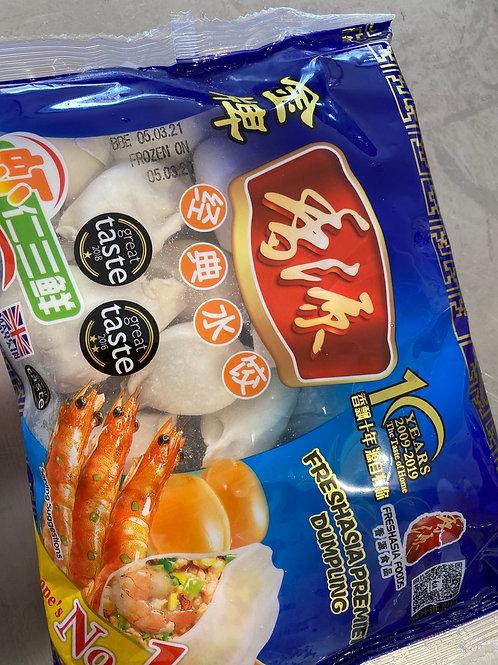 Freshasia Premier Dumpling Pork Prawn Chives