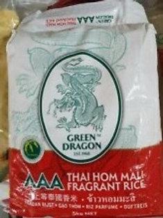Green Dragon Thai Jasmine Rice 5kg