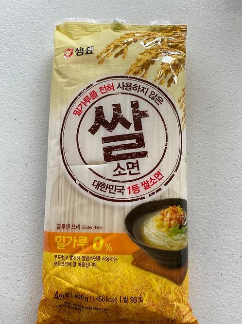 korean Sempio Rice noodle 400g