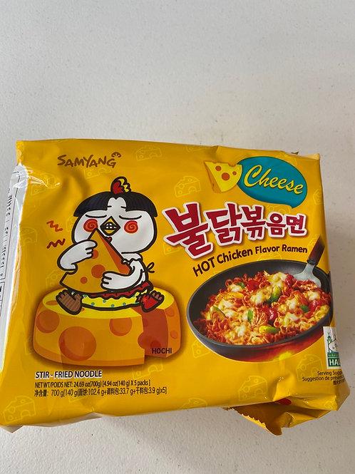 Samyang Hot Chicken Flav Cheese Ramen