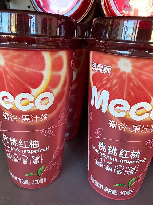 Meco Peach Pink Grapefruit