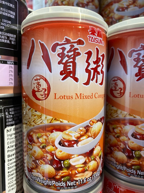 Lotus Mixed Congee