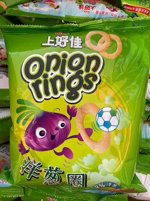 Oishi Onion Rings 洋葱圈