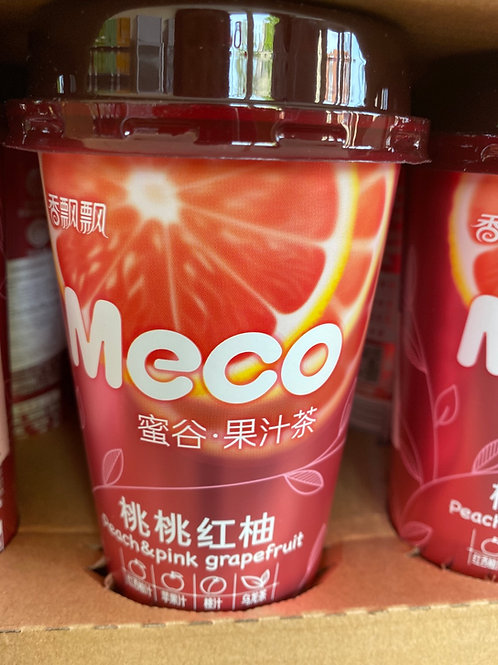 XPP Meco Grape Fruit Flav Tea 香飘飘桃桃红柚
