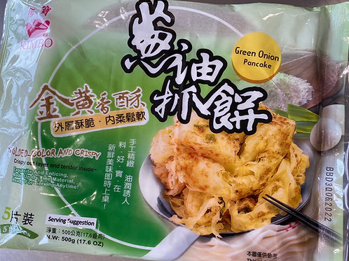 Kimbo Green Onion Pancake 台湾金宝葱油抓饼