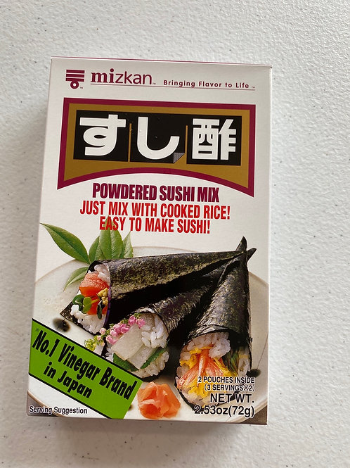 Mizkan Powdered Sushi Mix