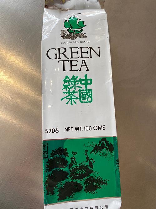 Golden Sail Green Tea Lose中国绿茶