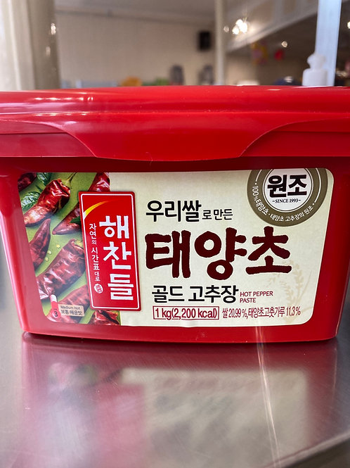 CJ Red Pepper Paste 1kg