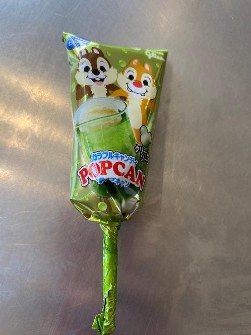 Japanese Popcan Matcha Flav