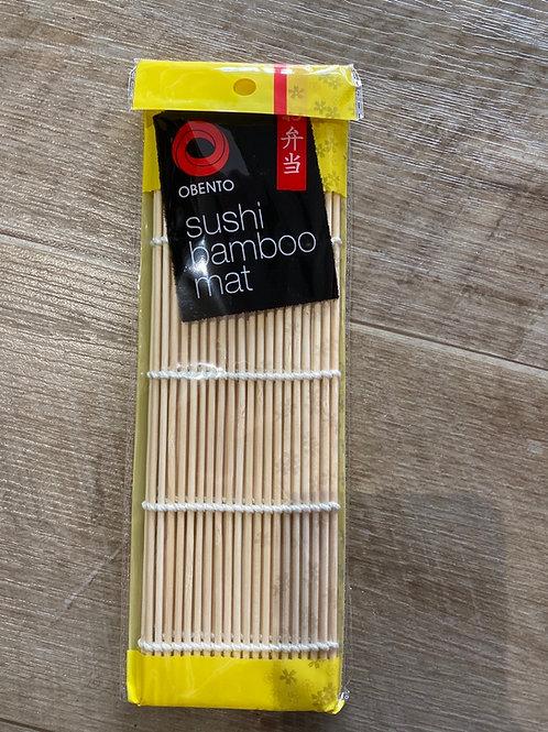 Obento Bamboo Mat For Sushi