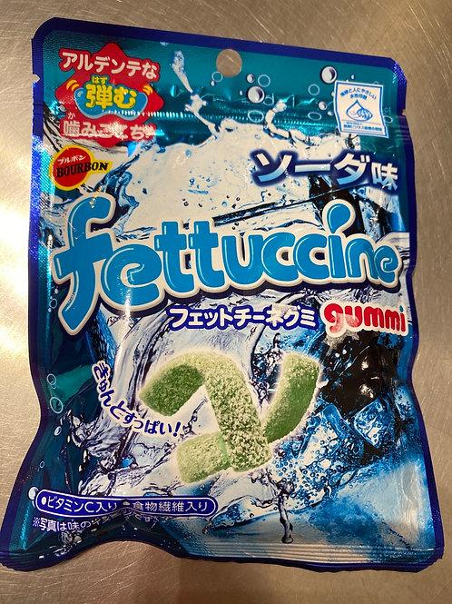 Japanese Fettuccine Soda Gummy