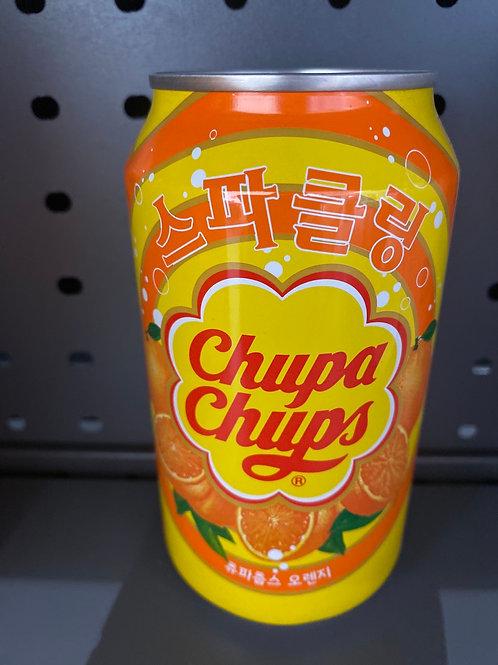 Chupa Chups Orange Juice