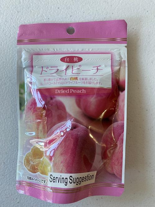 Dried Peach 桃乾 30g