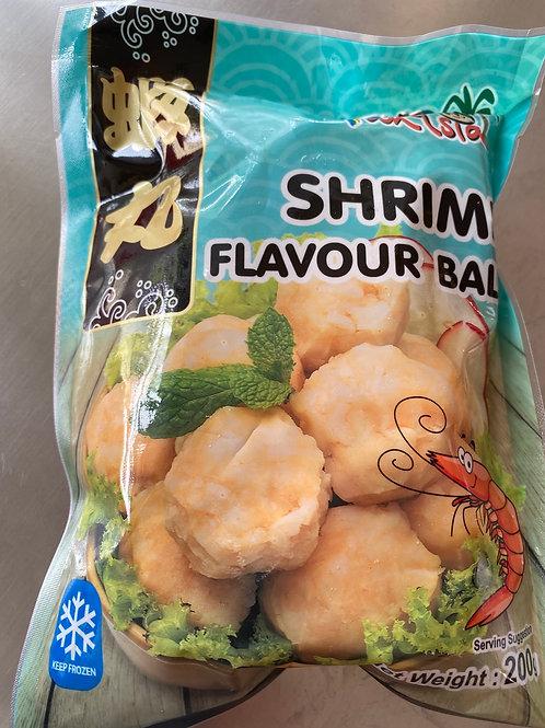 Pan Asia Shrimp Flav Balls 虾丸