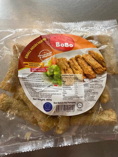 BoBo Small Fish Roll 400g