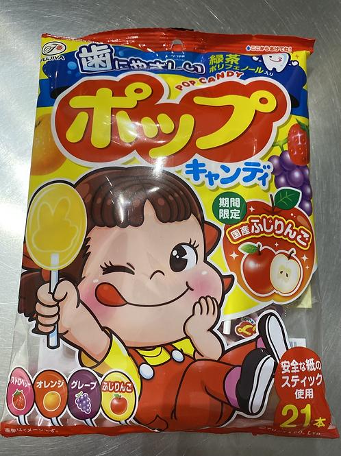 Fujiya Pop Candy Sweet 126gx6