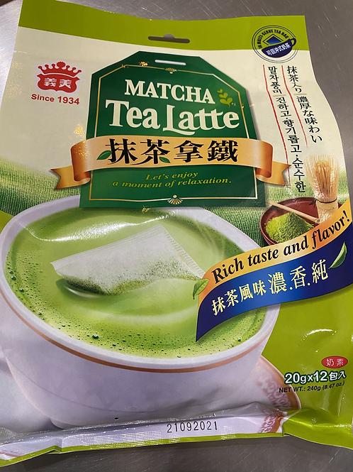 IM Matcha Tea Latte 義美抹茶拿鐵