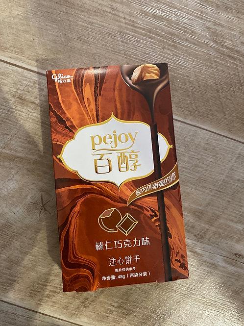 Pejoy Hazelnut Chocolate Biscuit Stick