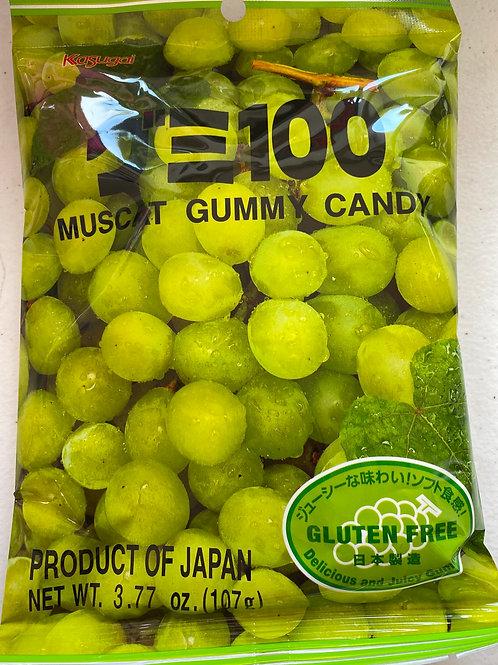 Kasuga Muscat Gummy Candy
