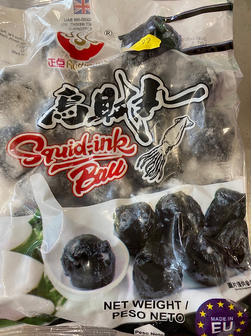 Squid ink Ball