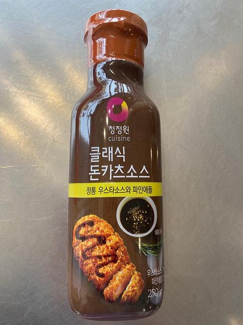 KR Pork Cutlet Sauce Pineapple Flav 250g