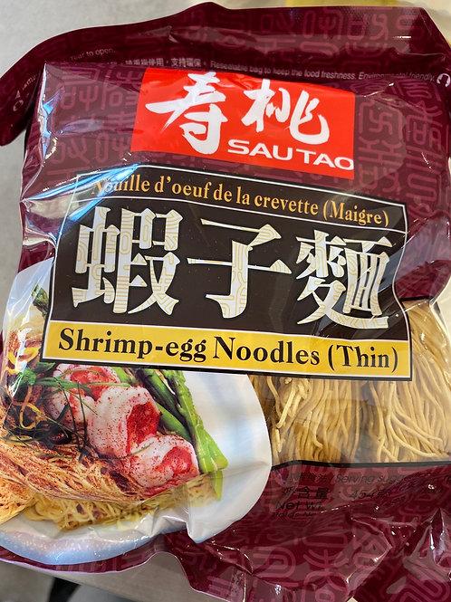 Shrimp Egg Noodle Thin
