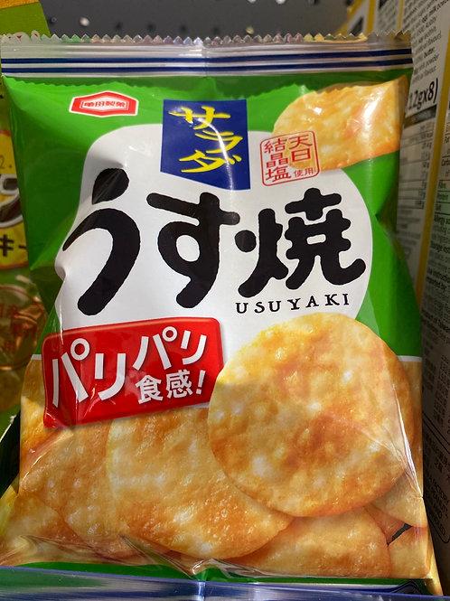 Kameda Seika Salted Rice Cracker