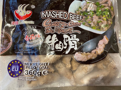 Authentic Mashed Beef 正点香菇味牛肉滑