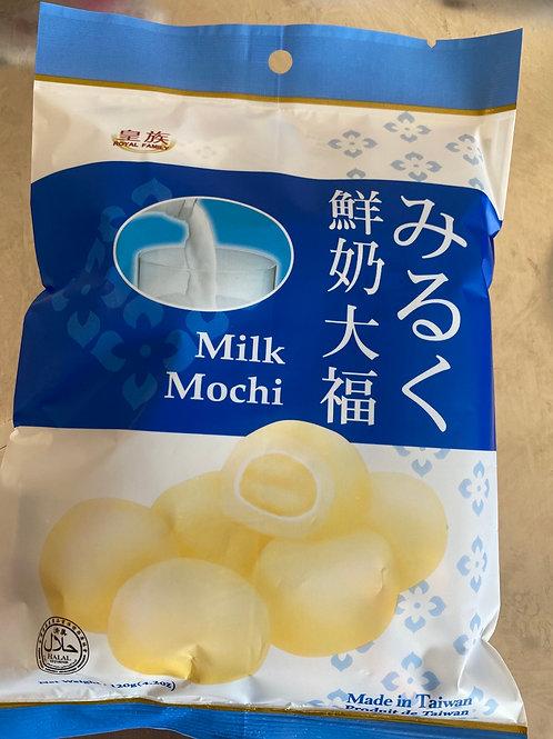 Milk Mochi