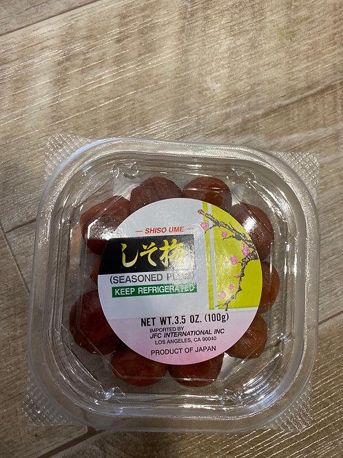 Japanese Shiso Ume (Pickle Plum)