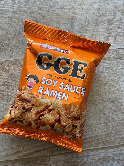 GGE Soy Sauce Ramen Snack