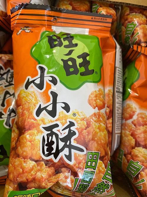 WW Mini Fried Rice Cracker Original小小酥輕辣味