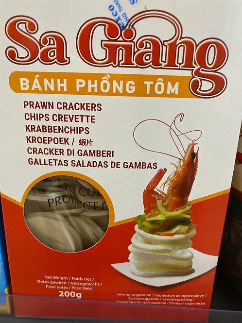 Sa Giang Prawn Crackers
