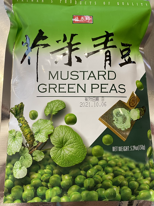 TF Wasabi Peas 盛香珍芥末青豆