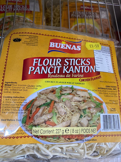 Buenas Flour Sticks Pancit Kanton