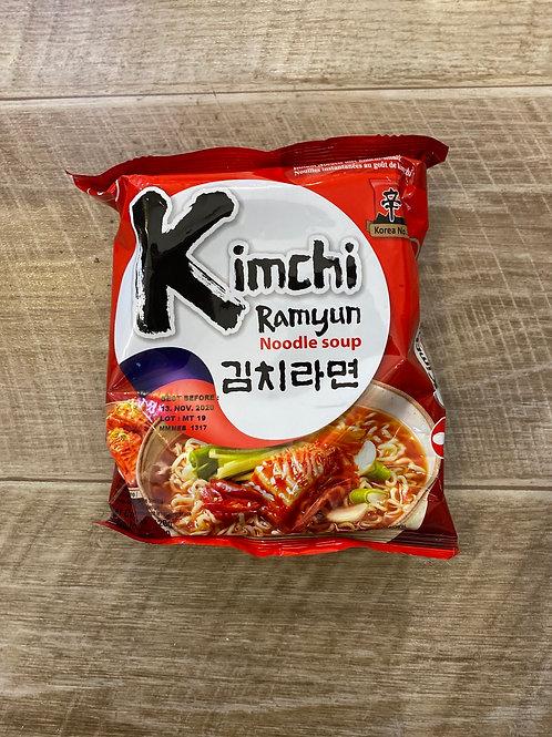 Nongshim Kimchi Instant Noodle Soup