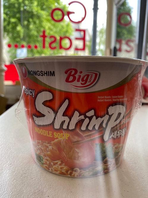 Nongshim Big Shrimp Noodle Soup