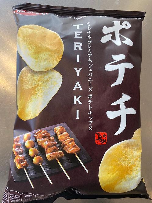 Koiyeya Teriyaki Potato Chips 100g