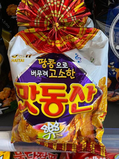 Korean Honey Wheat Snack