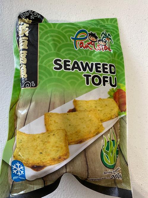 Pan Asia Seaweed Tofu 紫菜魚豆腐