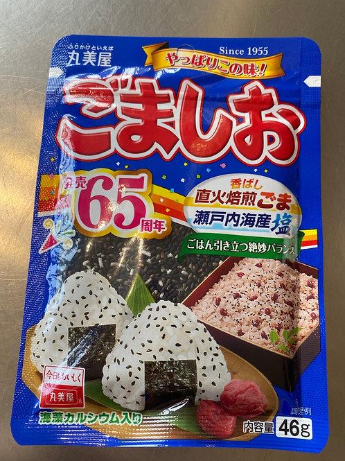 Marumiya Sesame & Salt Based Condiment 46g