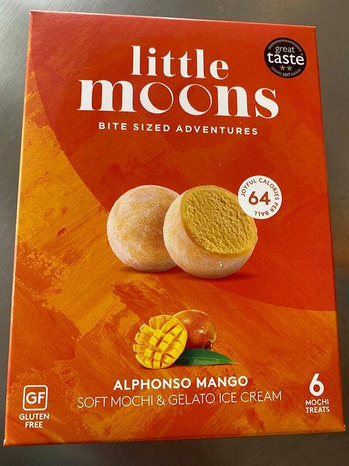 Little Moon Mango Mochi Ice Cream