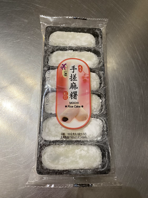 LF Japanese Style Mochi Red Bean  花之恋语日式红豆麻薯 180g