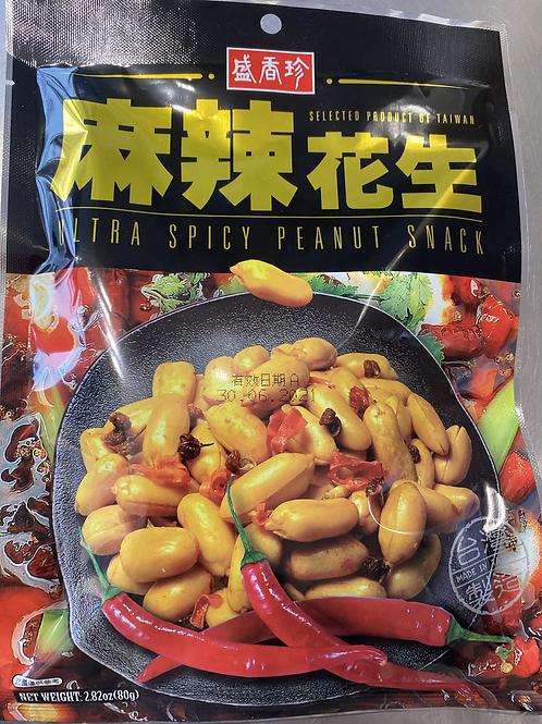 TF Ultra Spicy Peanuts Snack 盛香珍麻辣花生