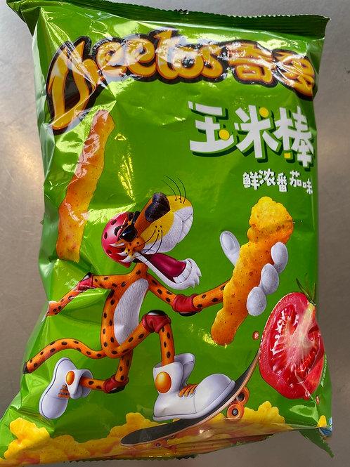 Cheetos Chips Tomato Flav 奇朵番茄味 90g
