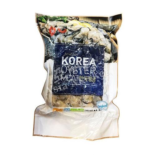 Korea Oyster Meat 1LB