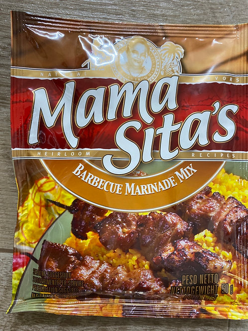 Mama Sita Barbecue Marinade Mix